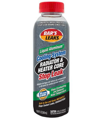 Bar's Leaks Liquid Aluminum Stop Leak