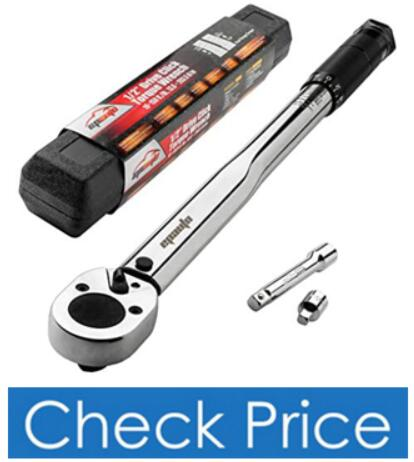 EPAuto 1/2-inch Drive Click Torque Wrench