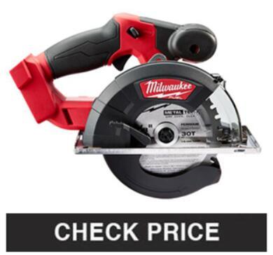 Milwaukee M18 Fuel Metal Cutting Circular Saw