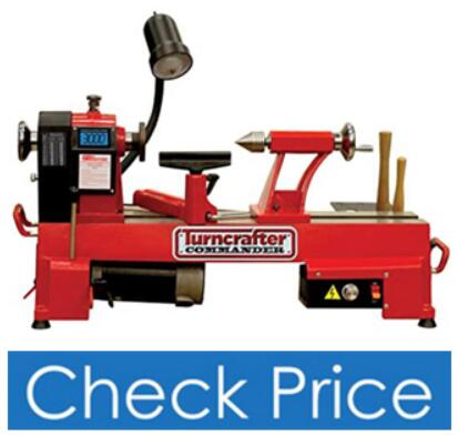 PSI Woodworking KWL-1218VS Turn Crafter Lathe