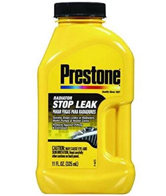Prestone Radiator Sealer Stop Leak