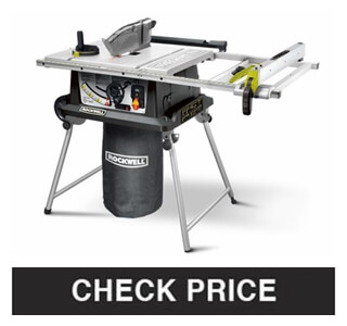 Rockwell Portable Table Saw