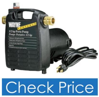 WAYNE PC4 1/2HP Multi-Purpose Pump