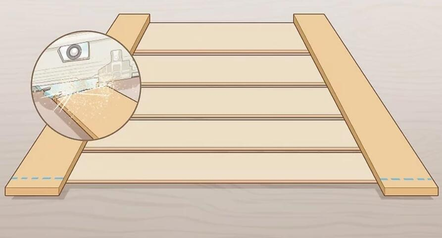 Cutting Your Bench Boards