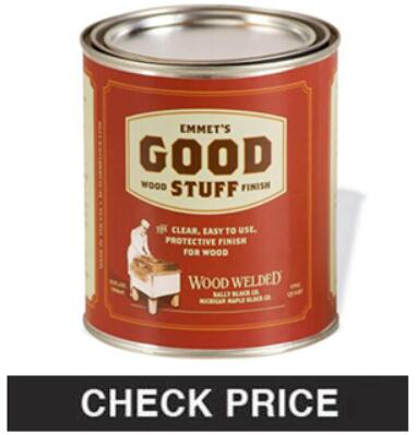 Grizzly Industrial H2372 1-Quart Good Stuff Wood Finish
