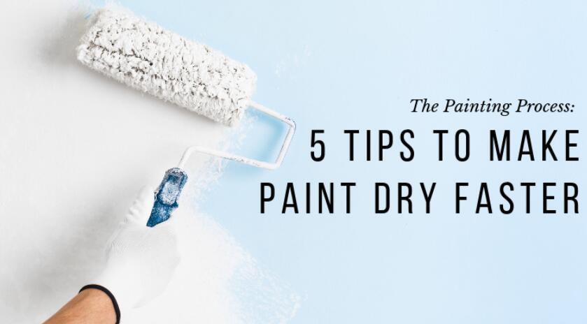 Make Primer Dry Faster
