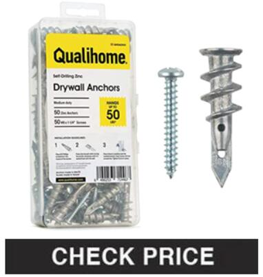 Qualihome Self Drilling Anchors