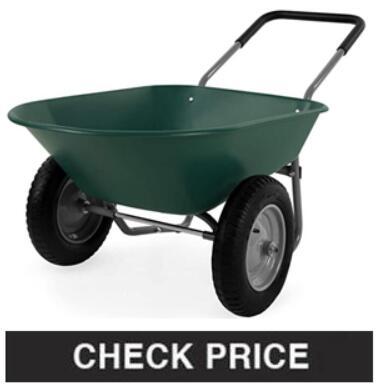 Wheelbarrows and Yard Carts