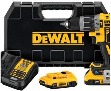 DeWalt DCD797 hammer drill