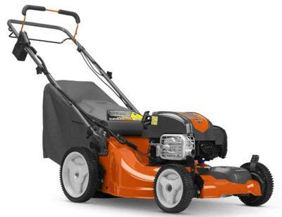 Husqvarna 7021P With High Rear Wheels Lawn Mower