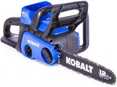 Kobalt KCS 120-07 40 Volt Cordless Chainsaw