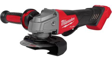 M18 FUEL 18-Volt Lithium-Ion Brushless Cordless 4-1/2 in./6 in. Braking Grinder with Paddle Switch