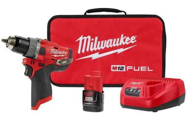 Milwaukee 2504-20 M12 FUEL Lithium-Ion 1/2 in. Cordless Hammer Drill