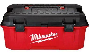 Milwaukee 26 in. Jobsite Work Box