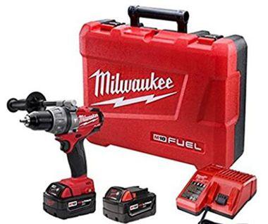 Milwaukee 2604-22 M18 Fuel Hammer-Drill