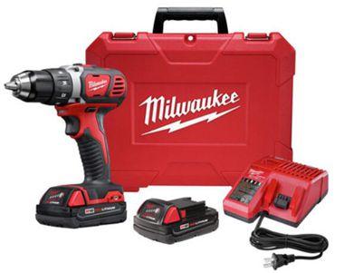 Milwaukee 2606-22CT M18 1/2″ Drill Driver CP Kit