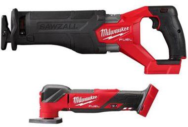 Milwaukee 2821 M18 Fuel Sawzall