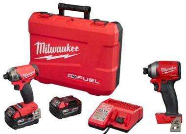 Milwaukee 2853-20 M18 FUEL Hex Impact Driver