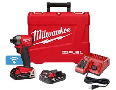Milwaukee 2857-20 M18 FUEL Hex Impact Driver