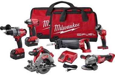 Milwaukee 2896-26 M18 Fuel Tool Set