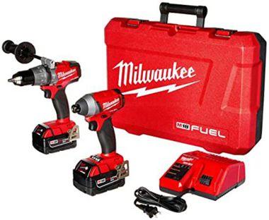 Milwaukee 2897-22 M18 Fuel 2-tool Combo Kit