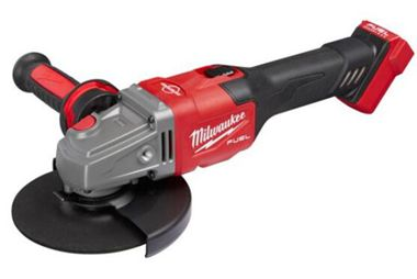 Milwaukee 2981-20 M18 FUEL 4-1/2 in. - 6 in. Braking Grinder with Lock-On Slide Switch