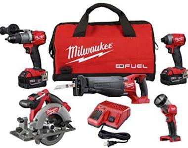 Milwaukee 2997-25 Fuel Combo Kit