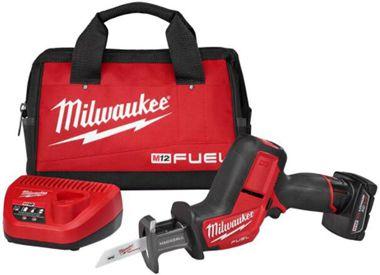 Milwaukee M12 12-Volt Hackzall Reciprocating Saw