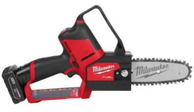 Milwaukee M12 FUEL 12-Volt Lithium-Ion Brushless Cordless 6 in. HATCHET Pruning Saw