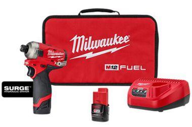 Milwaukee M12 Fuel Surge Hydraulic Driver 2551