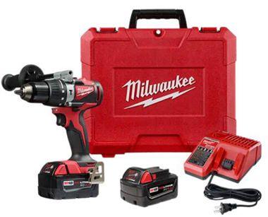 Milwaukee M18 Brushless Hammer Drill 2902