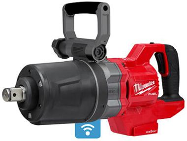Milwaukee M18 Fuel 1-Inch D-Handle Impact Wrench