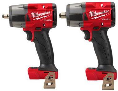 Milwaukee M18 Fuel Mid-Torque Impact Wrench
