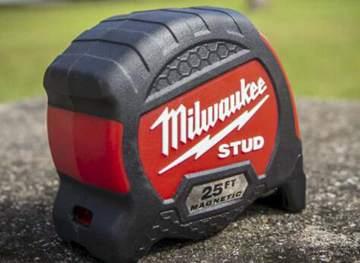 Milwaukee Stud Tape Measure: Gen 2