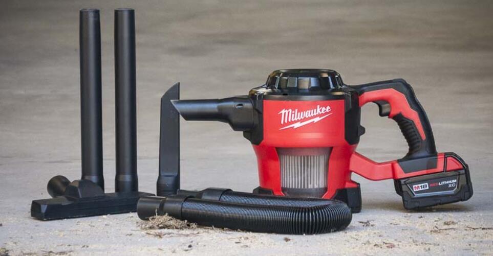 Milwaukee Vacuums