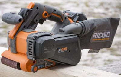 Ridgid Gen5X Brushless Belt Sander