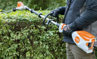 STIHL 36V EXTENDED-REACH POLE HEDGE TRIMMERS