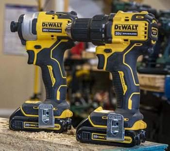 best dewalt drill