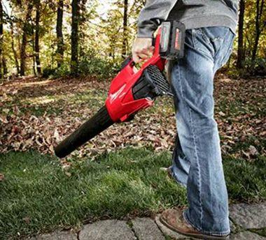best milwaukee leaf blower